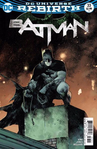 Batman B33 The Rules of Engagement, Part 1
