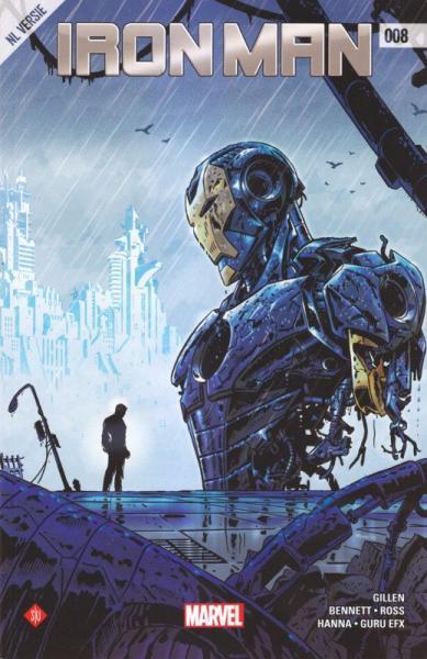 Iron Man (Standaard) 8 Deel 8