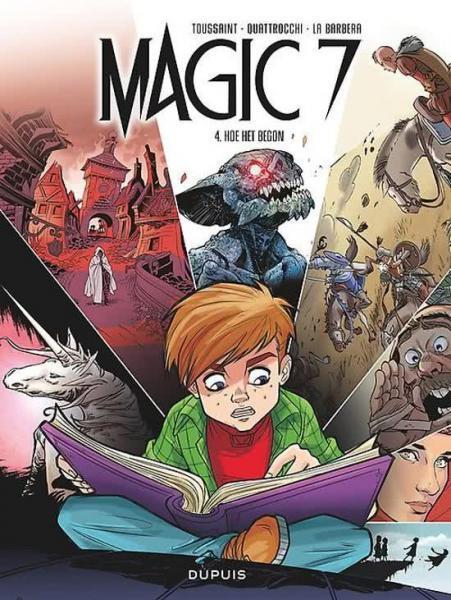 Magic 7 4 Hoe het begon