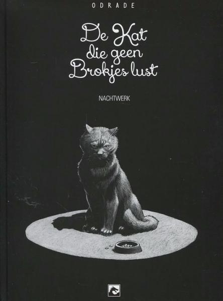 De kat die geen brokjes lust 1