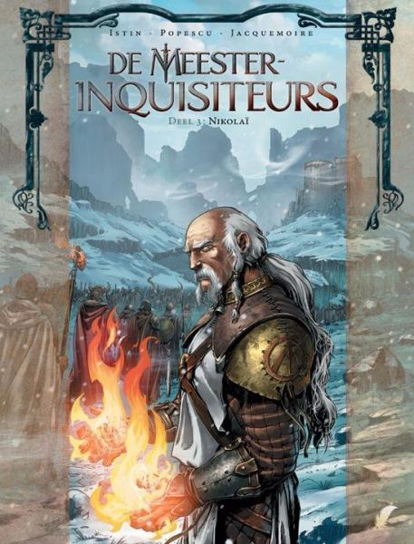 De meester-inquisiteurs 3 Nikolaï