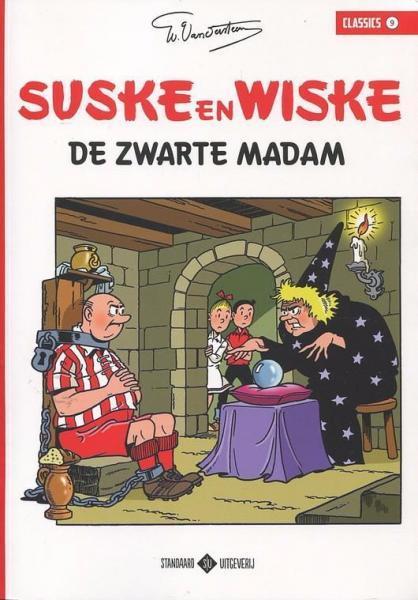 Suske en Wiske classics 9 De zwarte madam