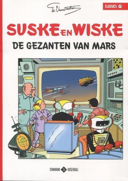 Suske en Wiske classics 10 De gezanten van Mars