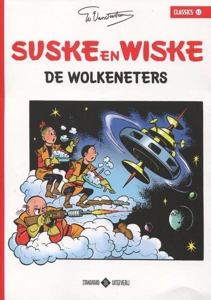 Suske en Wiske classics 11 De wolkeneters