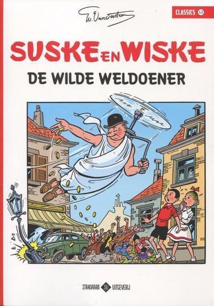 Suske en Wiske classics 12 De wilde weldoener