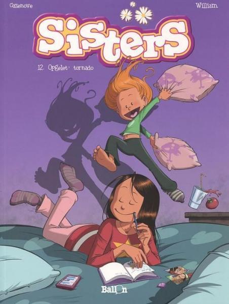 Sisters 12 Opgelet: tornado