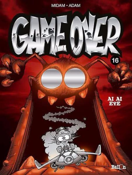 Game over 16 Ai ai eye