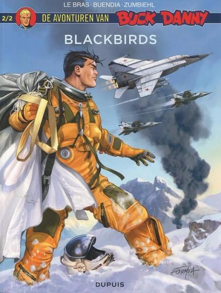 Buck Danny - One-shot 2 Blackbirds, deel 2