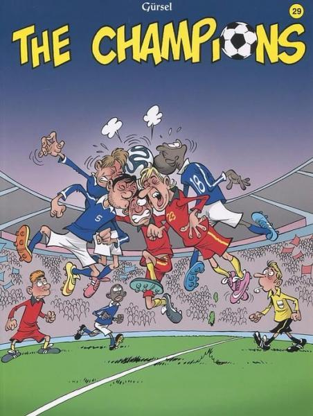 The Champions 29 Deel 29