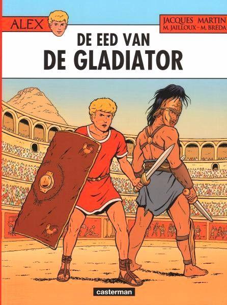 Alex 36 De eed van de gladiator