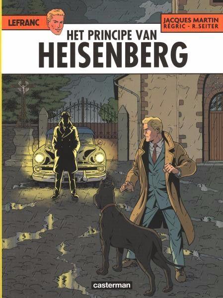 Lefranc 28 Het principe van Heisenberg