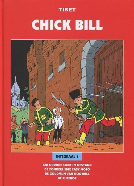 Chick Bill INT E1 Integraal 1