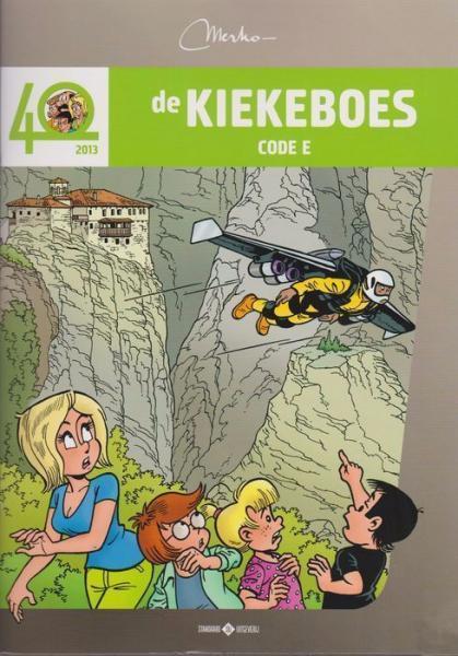 De Kiekeboes 135 Code E
