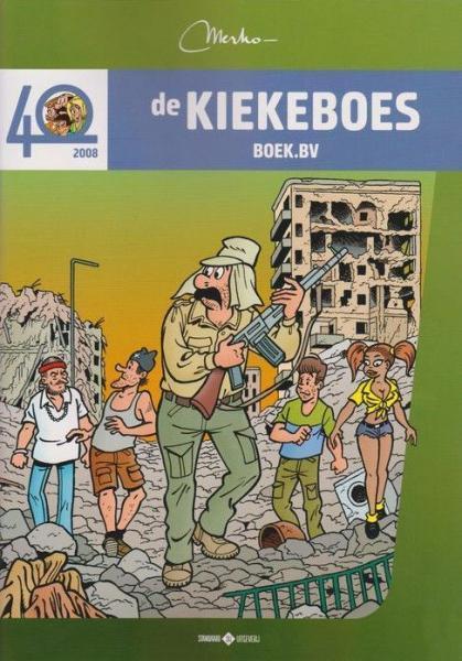 De Kiekeboes 116 Boek.bv