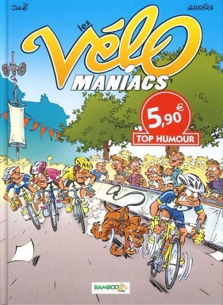 Les vélo maniacs 1 Tome 1