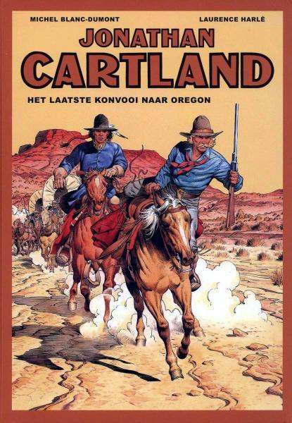 Cartland (Sherpa) 2 Het laatste konvooi naar Oregon