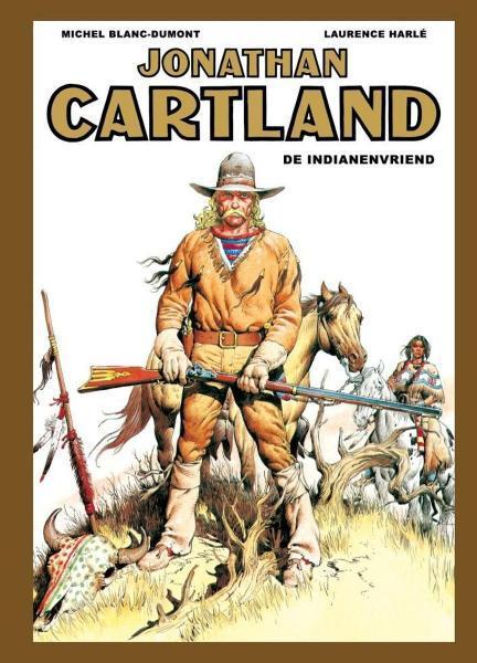 Cartland (Sherpa) 1 De indianenvriend