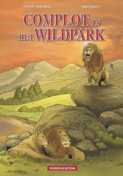 Complot in het wildpark 1 Complot in het wildpark