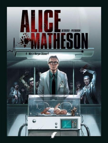 Alice Matheson 4 Wie is Morgan Skinner?