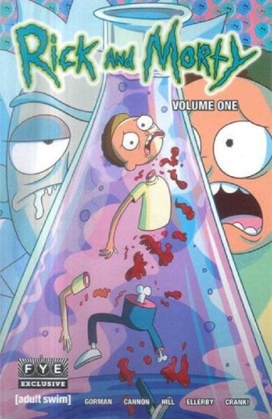 Rick and Morty INT 1 Volume 1