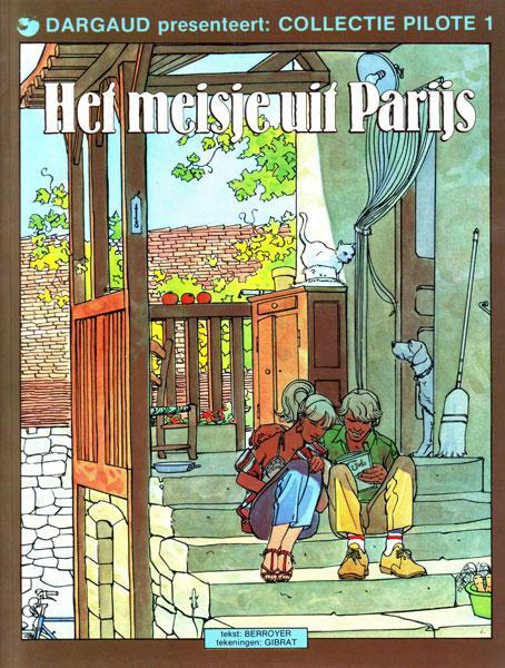 Goudard A1 Het meisje uit Parijs