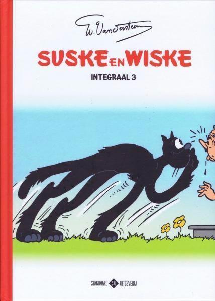 Suske en Wiske classics INT 3 Integraal 3