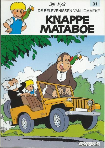 Jommeke 31 Knappe Mataboe