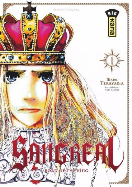 Sangreal - Road of the King 1 Tome 1
