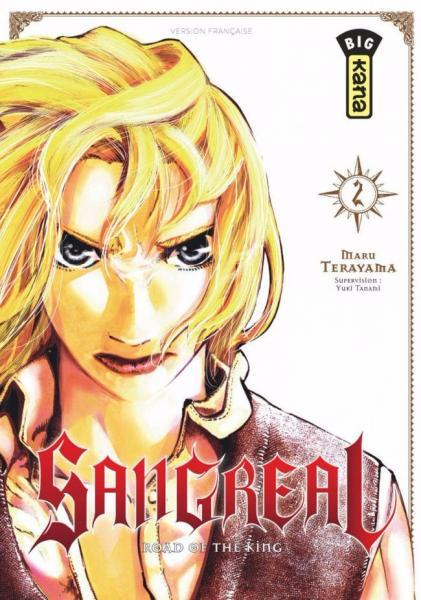 Sangreal - Road of the King 2 Tome 2
