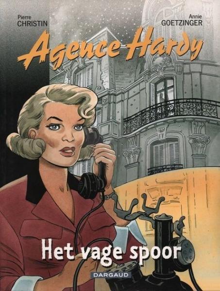 Agence Hardy 2 Het vage spoor