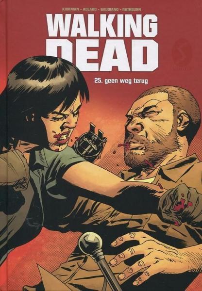 Walking Dead (Silvester) 25 Geen weg terug