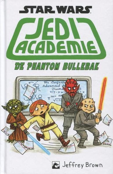 Star Wars: Jedi Academie 3 De Phantom bulllebak
