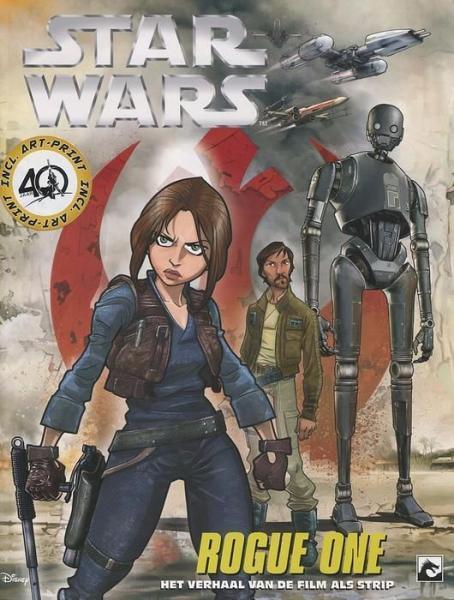 Star Wars: Filmspecial (Dark Dragon) 8 Rogue One