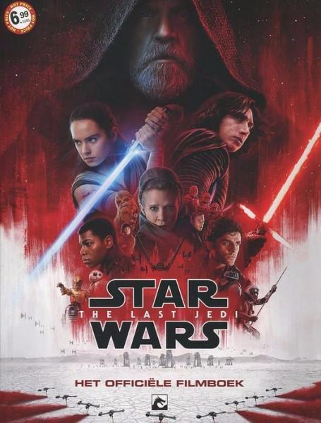 Star Wars: The Last Jedi - Het officiële filmboek 1 Star Wars: The Last Jedi - Het officiële filmboek