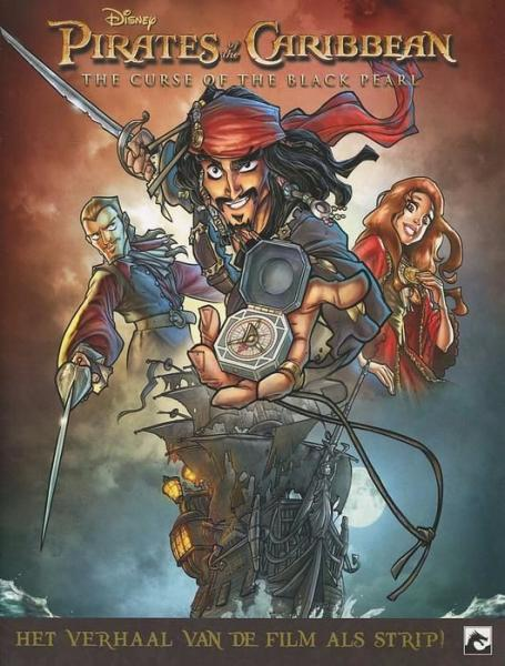 Pirates of the Caribbean (Dark Dragon) 4 The Curse of the Black Pearl