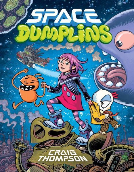 Ruimtekruimels 1 Space Dumplins