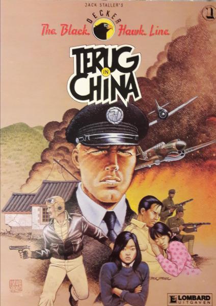 The Black Hawk Line 1 Terug in China