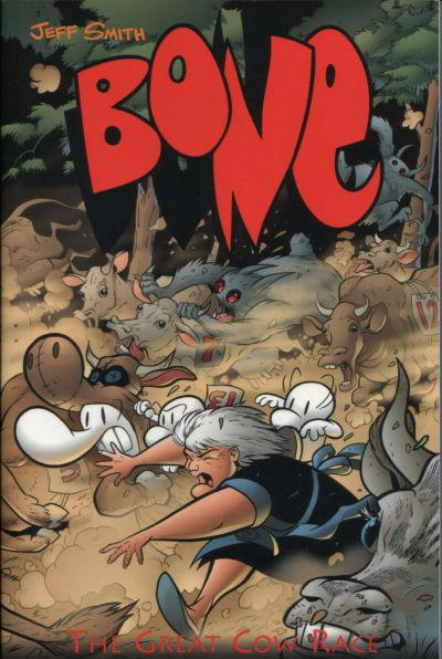 Bone (Cartoon Books/Image) INT 2 The Great Cow Race