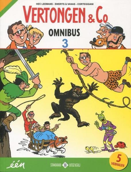 Vertongen en Co INT 3 Omnibus 3