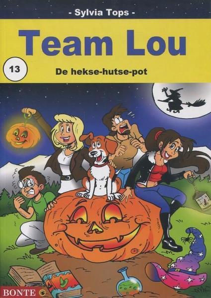 Team Lou 13 De hekse-hutse-pot