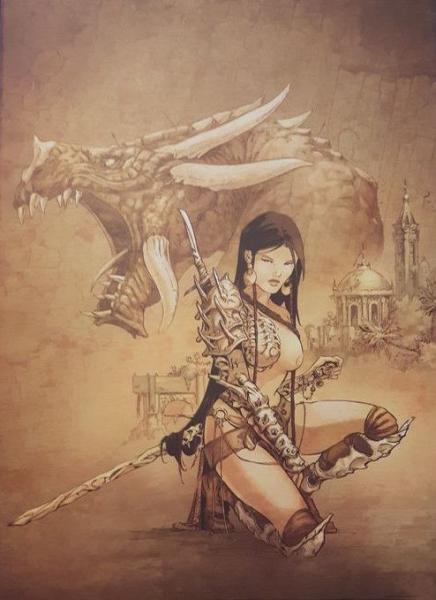 De orde van de drakenridders INT BOX5 Box 5 - Delen 13-15