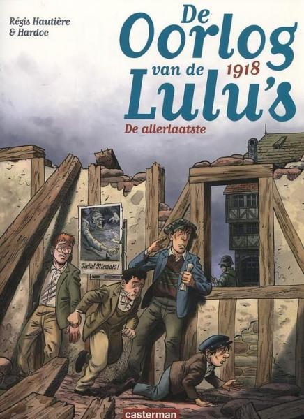 De oorlog van de Lulu's 5 1918 - De allerlaatste