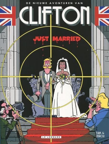 Clifton, De nieuwe avonturen 2 Just married