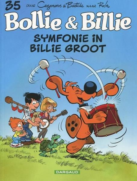 Bollie & Billie 35 Symfonie in Billie groot