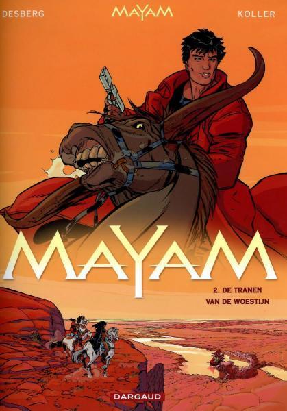 Mayam 2 De tranen van de woestijn