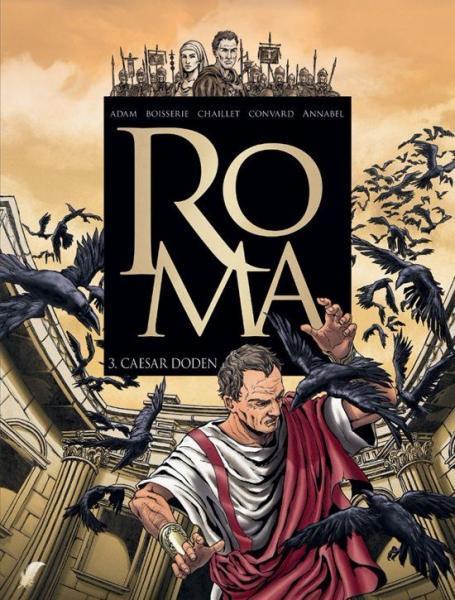 Roma 3 Caesar doden
