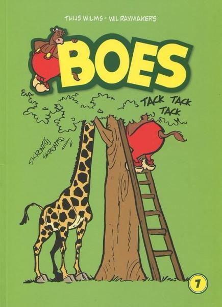 Boes (Saga) 7 Deel 7