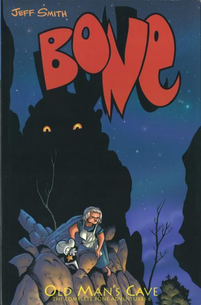Bone (Cartoon Books/Image) INT 6 Old Man's Cave