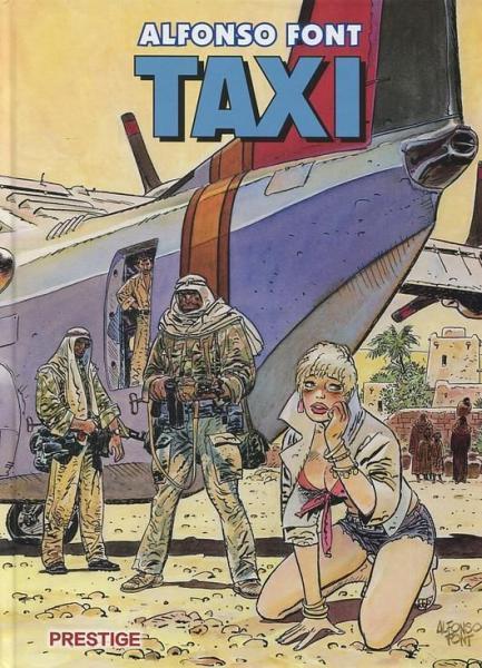 Taxi (Font) 1 Taxi