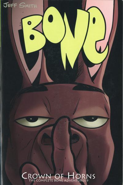 Bone (Cartoon Books/Image) INT 9 Crown of Horns